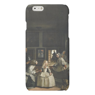 Las Meninas Diego Velázquez Fine Art Matte iPhone 6 Case
