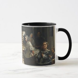 Las Meninas Diego Velázquez Fine Art Mug
