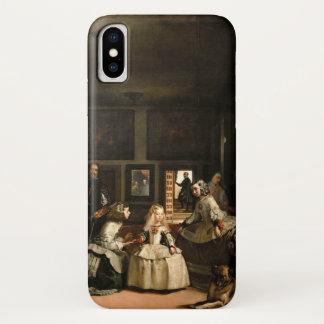 Las Meninas iPhone X Case