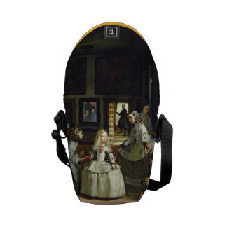 Las Meninas o la familia de Philip IV, c.1656 Bolsa Messenger