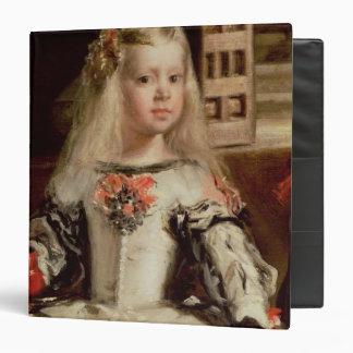 """Las Meninas o la familia de Philip IV, c.1656 Carpeta 1 1/2"""""""
