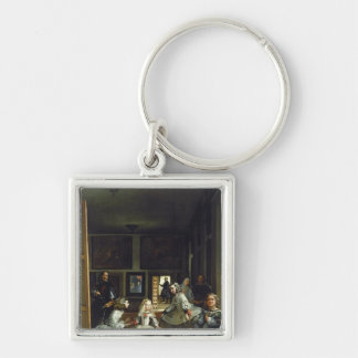 Las Meninas or The Family of Philip IV, c.1656 2 Keychain