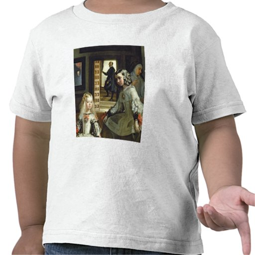 Las Meninas or The Family of Philip IV, c.1656 2 Shirts