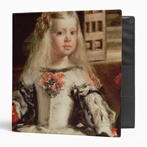 Las Meninas or The Family of Philip IV, c.1656 Vinyl Binders