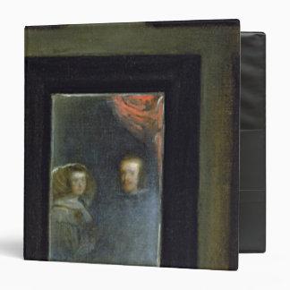 Las Meninas or The Family of Philip IV, c.1656 Binders