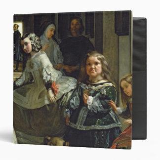 Las Meninas or The Family of Philip IV, c.1656 Vinyl Binder