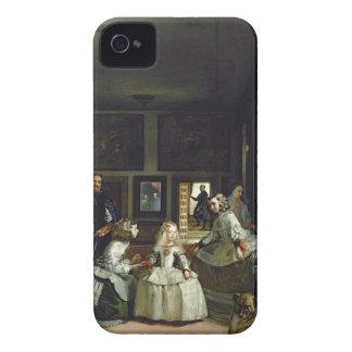 Las Meninas or The Family of Philip IV, c.1656 Case-Mate iPhone 4 Case