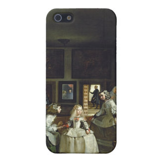 Las Meninas or The Family of Philip IV, c.1656 Cover For iPhone SE/5/5s
