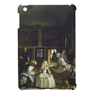 Las Meninas or The Family of Philip IV c 1656 Cover For The iPad Mini