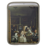Las Meninas or The Family of Philip IV, c.1656 Sleeve For iPads