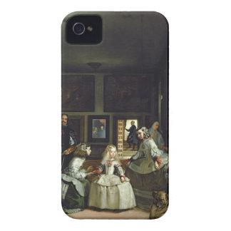 Las Meninas or The Family of Philip IV, c.1656 iPhone 4 Case
