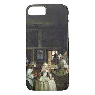 Las Meninas or The Family of Philip IV, c.1656 iPhone 8/7 Case