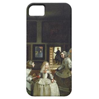Las Meninas or The Family of Philip IV, c.1656 iPhone SE/5/5s Case
