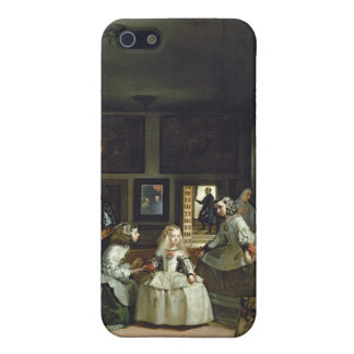 Las Meninas or The Family of Philip IV, c.1656 iPhone SE/5/5s Cover