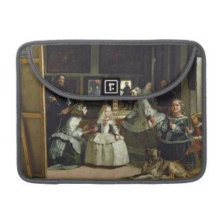 Las Meninas or The Family of Philip IV, c.1656 MacBook Pro Sleeve
