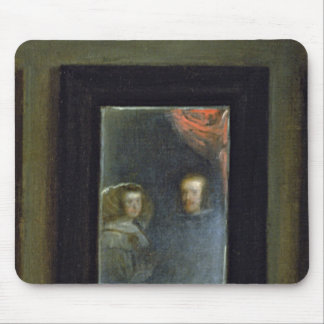 Las Meninas or The Family of Philip IV, c.1656 Mouse Pad