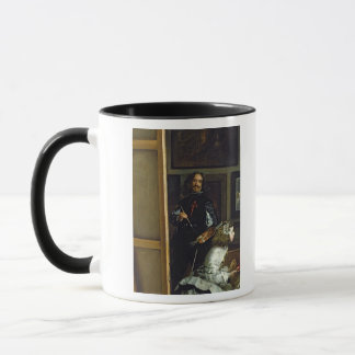 Las Meninas or The Family of Philip IV, c.1656 Mug