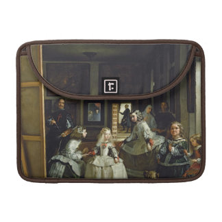 Las Meninas or The Family of Philip IV, c.1656 Sleeve For MacBook Pro