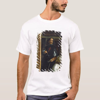 Las Meninas or The Family of Philip IV, c.1656 T-Shirt