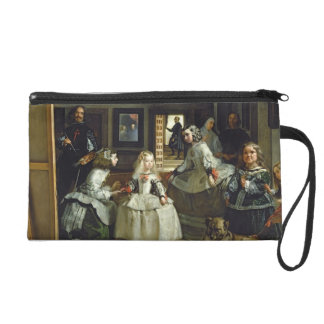 Las Meninas or The Family of Philip IV, c.1656 Wristlet Purse