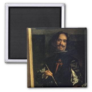 Las Meninas or The Family of Philip IV Magnet