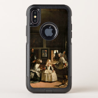 Las Meninas OtterBox Commuter iPhone X Case