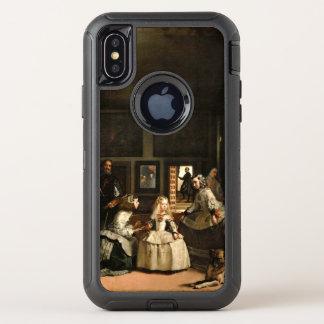 Las Meninas OtterBox Defender iPhone X Case