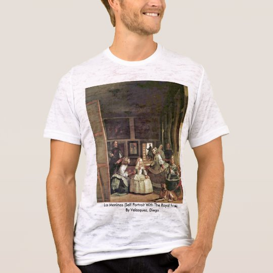 Las Meninas (Self Portrait With The Royal Family) T-Shirt