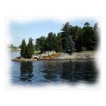 Las mil islas #1 postales