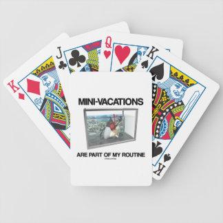 Las Mini-Vacaciones son parte de mi rutinario (el Barajas