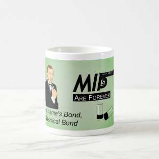 Las MIPS son para siempre taza