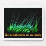 Las mitocondrias están gritando alfombrilla de ratón