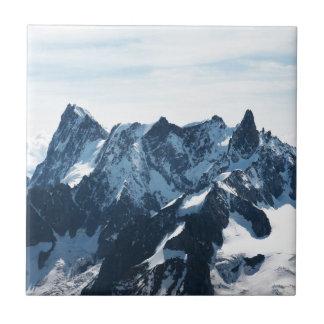 ¡Las montañas - magníficas! Azulejos Ceramicos