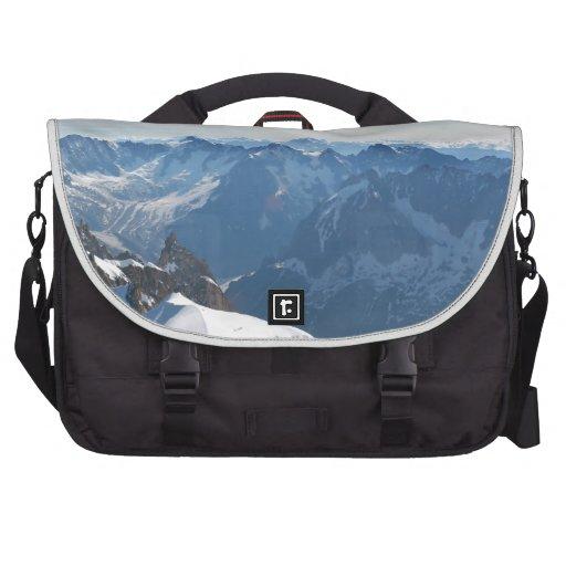 ¡Las montañas - magníficas! Bolsa De Ordenador