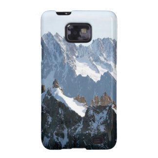 ¡Las montañas - magníficas! Samsung Galaxy SII Fundas