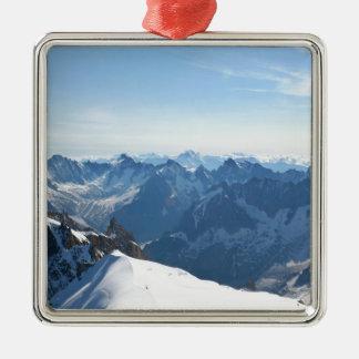 ¡Las montañas - magníficas Ornamento De Navidad