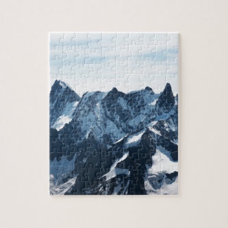 ¡Las montañas - magníficas! Puzzles Con Fotos