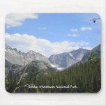 Las montañas rocosas de Colorado Alfombrillas De Raton
