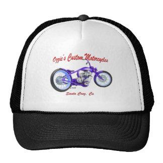 Las motocicletas de encargo de Ozzie Gorros