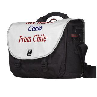 Las mujeres calientes vienen de Chile Bolsa De Ordenador