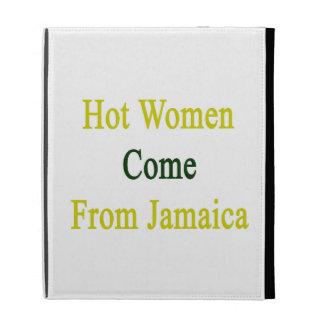 Las mujeres calientes vienen de Jamaica