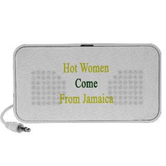 Las mujeres calientes vienen de Jamaica PC Altavoces