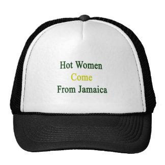 Las mujeres calientes vienen de Jamaica Gorros