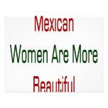 Las mujeres mexicanas son más hermosas invitaciones personales