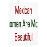 Las mujeres mexicanas son más hermosas  papeleria