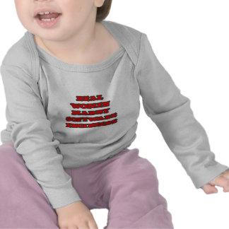 Las mujeres reales casan a Software Engineers Camiseta