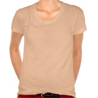 Las mujeres Recurve Archer - Centerpunch Camisetas