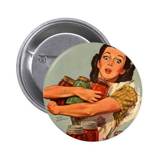 ¡Las mujeres retras WW2 del vintage por supuesto p Pin