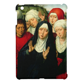 Las mujeres santas, el panel derecho