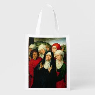 Las mujeres santas, el panel derecho bolsa para la compra